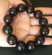 New listing Chinese Zitan Prayer Beads�葉紫檀念�