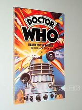 Doctor Who - Death to the Daleks (Target books)