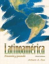 Latinoamrica: Presente y pasado (3rd Edition) (Spanish Edition)