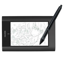 Huion USB Display Graphic Drawing Digital Tablet Pad Pro Pen 580 for Windows/Mac