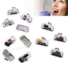 Azdent Orthodontic Buccal Tube Dental Non Con Bracket 1st Molar Roth 0022 0018