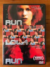 Run Lola Run (Dvd, 1999, Original in German) Very Good Condition