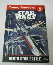 Star Wars Death Star Battle Young Readers by Lucasfilm kids book Level 2 Reader