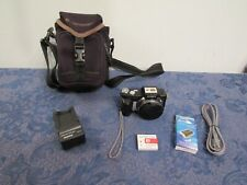 Sony CyberShot Camera 8.1MP (DSC-H3), Bundled With Case Camera Charger