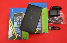 NEW INBOX Nokia Lumia 625 Windows Phone 8GB - GSM GLOBAL Unlocked - (Black)