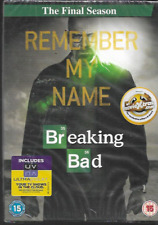 BREAKING BAD THE FINAL SEASON R2 DVD 3-DISC SET + DIGITAL DOWNLOAD NEW/SEALED