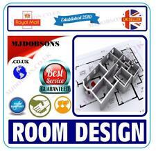 More details for 3d room home planner software designer house bathroom kitchen   dvd item 2021