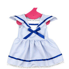 1-piece Princess Party Dress Fits for 16 to 18 Inch Girl Doll Baby Clothes