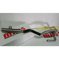 Scarico completo 2in1 MASS Off-Road BMW R65/75/80/R100gs omologato made in italy