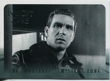 Twilight Zone Series 4 S&S Quotable Twilight Zone Chase Card Q8