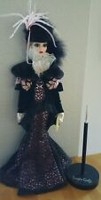 Wilde Imagination Evangeline Ghastly Convention Shorter Days Longer Nights Doll!