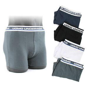 Boxer-Short Unterwäsche 4 St in 4  Farben Größe 4 bis 8  Baumwolle/Elasthan