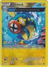 x1 Eelektrik - 64/160 - Rare - Reverse Holo Pokemon XY Primal Clash M/NM