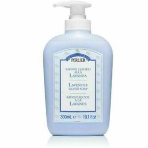 PERLIER LAVENDER LIQUID SOAP - 10.1 FL. OZ.