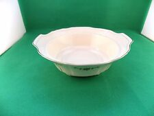 Alfred Meakin Gold Swags Green Band Tureen
