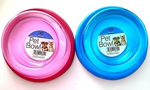 Dog Cat Non Spill Feeder Bowl