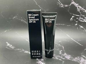 Bobbi Brown BB Cream Broad Spectrum SPF 35 - Natural - 1.35 oz - BNIB