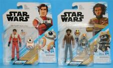 "Star Wars Resistance 3.75"" FIGURES WAVE 1 SET OF 2 (2 PKS) READY TO SHIP"