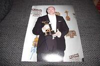 Steven S. DeKnight signed 8x11 autographed Photo InPerson 2015 Berlin SPARTACUS