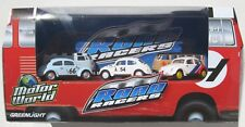 GREENLIGHT MOTOR WORLD DIORAMA VOLKSWAGEN ROAD RACERS 5 PACK 1/5000
