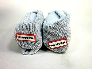 Hunter Women's Original Tall BS Glitter Grey Boot Liner Socks Size Large New