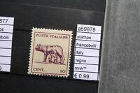 FRANCOBOLLI ITALIA REGNO NUOVI** STAMPS ITALY MNH** (A59878)