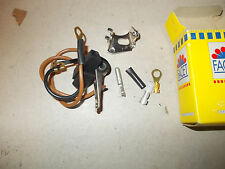 CONTATTI PUNTINE PEUGEOT 104 TALBOT SAMBA COUPE CONTACT POINT SET IMP DUCELLIER