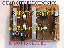 BN44-00445C REPAIR SERVICE For Samsung Power Supply PN59D530A3FXZA