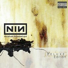 NINE INCH NAILS DOWNWARD SPIRAL 2 Disc DELUXE EDITION 5.1 mix SACD Trent Reznor