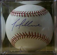 Yovani Gallardo autographed MLB Baseball Milwaukee Brewers