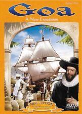 Goa: Una Nuova Spedizione - Gioco da Tavolo - Asterion, Nuovo, Ita