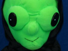 NEW LITTLE GREEN ALIEN MAN ROSWELL HALLOWEEN TRICK-OR-TREAT COSTUMES PLUSH TOY