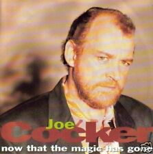JOE COCKER-NOW THAT THE MAGIC HAS GONE SINGLE VINILO