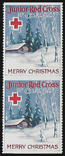 1926 Canadian - Junior Red Cross Vpib error, scarce