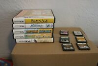 nintendo ds games lot of 11 free shipping