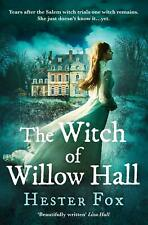 Hester Fox - The Witch of Willow Hall *NEW* + FREE P&P