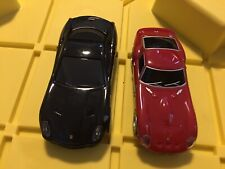 Car Ferrari  scale 1:38 V- Power Shell (2)