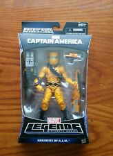 Marvel Legends New Sealed Figure Captain America Mandroid AIM Soldier Right Arm