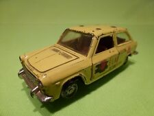 MEBETOYS A-5 A5 AUTOBIANCHI PRIMULA - ELAF - YELLOW 1:43 - NICE CONDITION