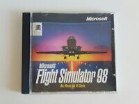PC Game Microsoft FLIGHT SIMULATOR 98 - PC CD