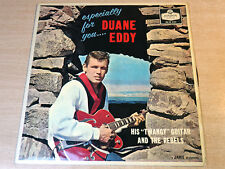 Duane Eddy/Especially For You/1958 London LP