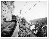 Great Gorge Route Niagara Belt Railway Railroad Trolley Silver Halide Photo