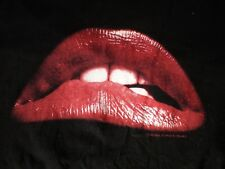 "The Rocky Horror Picture Show ""Lips"" Let'S Do The Time Warp t-shirt Large L"