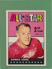 1967-68 OPC O-Pee-Chee Gordie Howe #131 HOF Card EX+ CENTERED