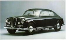 Old Photo.  1953 Lancia Aurelia B20 Automobile
