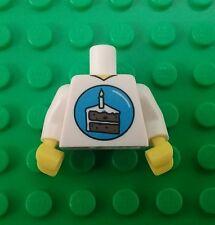 *NEW* Lego Birthday Cake Torso Body Boy Girl Cake Topper Minifig Fig x 1 piece