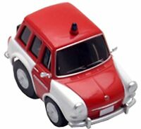 New Takara Tomy Choro Q zero Z-32c VW type III Valiant fire command car