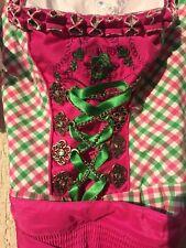 Dirndl pink + Bluse Landhaus, Gr. 32