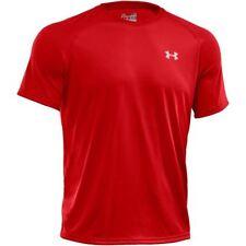 Hauts et maillots de fitness rouge taille M pour homme