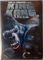 King Kong Lives (DVD, 2004, Widescreen)